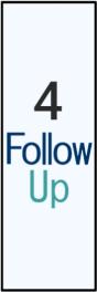 4 Follow-up