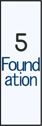 5 Foundational