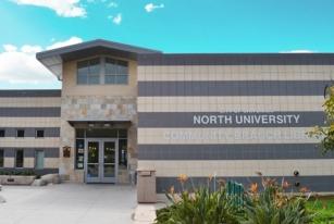 N Univ Comm Library