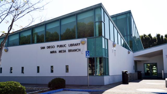 Mira Mesa Library